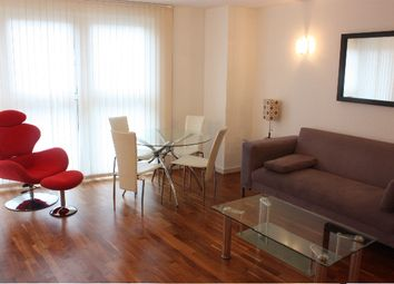 Thumbnail 2 bedroom flat to rent in New Providence Wharf, Fairmount Avenue, Isle Of Dogs