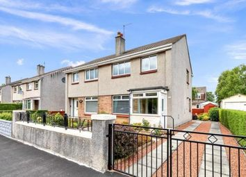 Thumbnail 3 bed semi-detached house for sale in Ralston Avenue, Glasgow, Lanarkshire