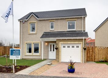 Thumbnail 4 bed detached house for sale in The Gigha, Levenbank Drive, Leven, Fife