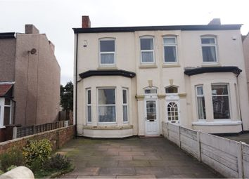 Thumbnail 3 bed semi-detached house for sale in Zetland Street, Southport