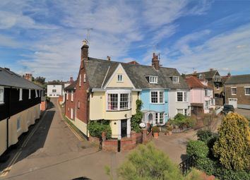 Thumbnail 4 bed end terrace house for sale in The Quay, Wivenhoe, Colchester, Essex