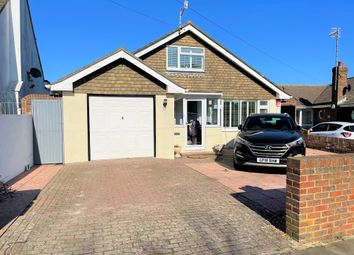 Thumbnail Bungalow for sale in Chichester Drive West, Saltdean, Brighton