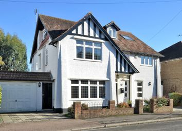 Thumbnail 5 bed detached house for sale in Weston Park, Thames Ditton