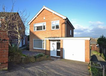 Thumbnail 3 bed detached house for sale in Gagewell View, Horbury, Wakefield