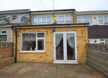 Thumbnail 3 bed terraced house for sale in Artemis Close, Gravesend