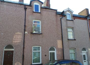 Thumbnail 3 bed terraced house to rent in Howe Street, Barrow-In-Furness, United Kingdom, Barrow-In-Furness
