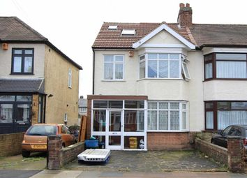 Thumbnail 5 bed semi-detached house for sale in Percival Gardens, Romford, Essex