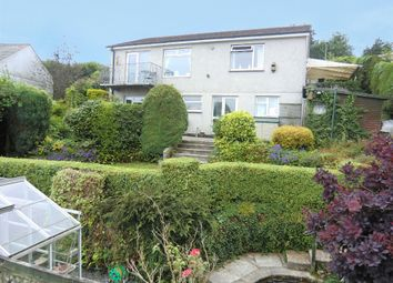 Thumbnail 4 bed detached house for sale in Pendruccombe Gardens, Tavistock Road, Launceston