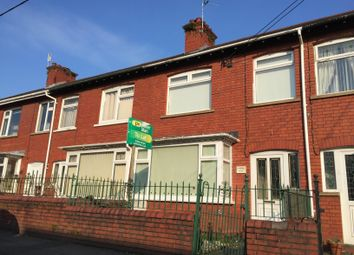 Thumbnail 3 bed property to rent in Coronation Street, Aberkenfig, Bridgend