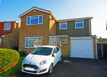 Thumbnail 4 bed detached house to rent in Bracken Way, Flackwell Heath, High Wycombe