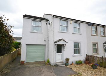 Thumbnail 4 bed end terrace house for sale in Lingley Fields, Frizington, Cumbria