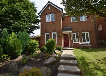 Thumbnail 4 bed detached house for sale in Spinning Avenue, Guide, Blackburn, Lancashire