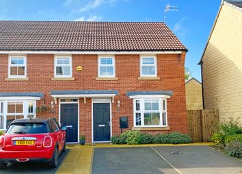 Thumbnail 3 bed end terrace house for sale in Brookfield Fold, Hampsthwaite, Harrogate