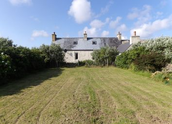 Thumbnail 3 bed cottage for sale in Westray, Orkney