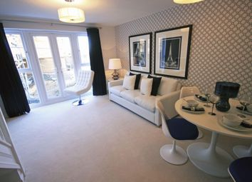 "Thumbnail 2 bedroom end terrace house for sale in ""Ashford"" at Ponds Court Business, Genesis Way, Consett"