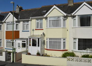 Thumbnail 4 bed terraced house for sale in Second Avenue, Daison, Torquay