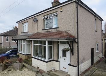 Thumbnail 3 bed semi-detached house for sale in Poplar Drive, Shipley