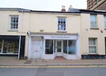 Thumbnail 1 bed property for sale in Bear Street, Barnstaple