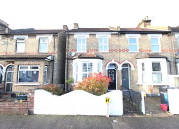 Thumbnail 3 bed end terrace house for sale in Hurlstone Road, London