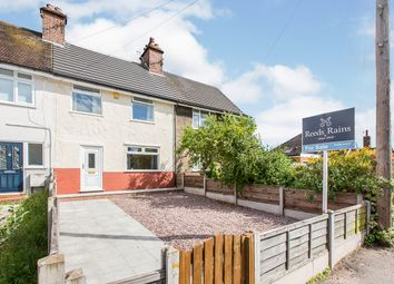 Thumbnail 3 bed terraced house for sale in Cross Street, Barnton, Northwich, Cheshire