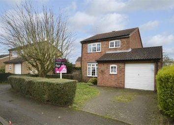Thumbnail 3 bed detached house for sale in 55 Windmill Lane, Raunds, Northamptonshire