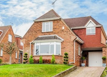 Thumbnail 4 bed detached house for sale in Pollyhaugh, Eynsford, Dartford