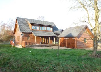 Thumbnail 4 bedroom detached house for sale in Common Road, Pentney, King's Lynn