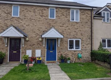 Thumbnail Terraced house for sale in Schools Close, Mendlesham, Stowmarket