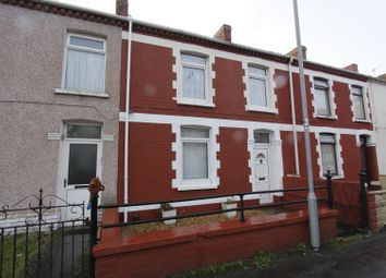 Thumbnail 4 bed terraced house for sale in Tydraw Street, Port Talbot