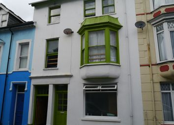 Thumbnail 7 bedroom terraced house to rent in Cambrian Street, Aberystwyth