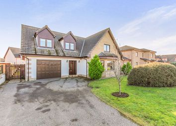 Thumbnail 5 bed detached house for sale in Birnie Road, Elgin