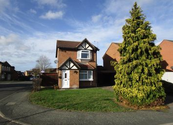 Thumbnail 3 bed property to rent in Heath Avenue, Syston, Leicester