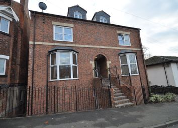 Thumbnail 1 bed flat to rent in Aston House, Bearwood Hill Road, Burton Town Centre