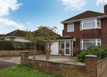 Thumbnail 3 bed detached house for sale in Bartley Avenue, Totton, Southampton