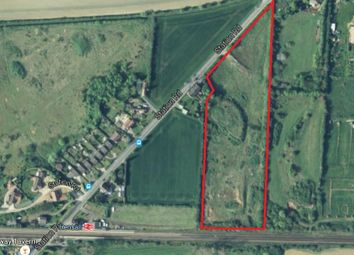 Thumbnail Land for sale in Station Road, Hensall