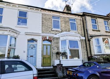 Thumbnail 2 bed terraced house for sale in Brightland Road, Old Town, Eastbourne