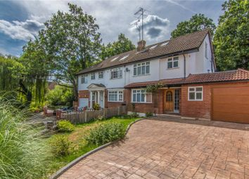Thumbnail 4 bed semi-detached house for sale in Cotswold Way, Enfield