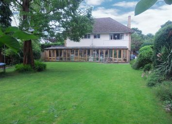 Thumbnail 5 bed detached house to rent in Milbrook, Esher