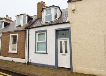Thumbnail 1 bed terraced house for sale in 14 Sheuchan Street, Stranraer