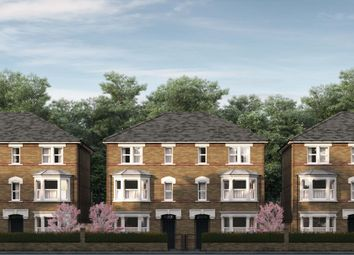 Thumbnail 4 bed semi-detached house for sale in New Home Development, The Park