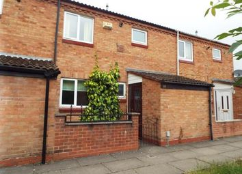 Thumbnail 3 bed terraced house for sale in Barnwood Close, Redditch, Worcestershire