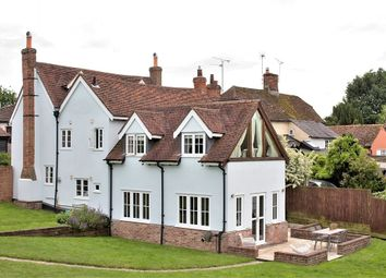 Thumbnail 5 bed semi-detached house for sale in Stebbing, Dunmow, Essex