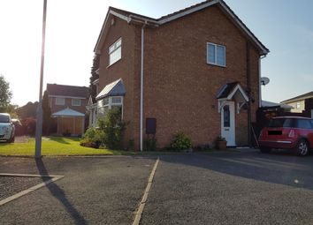 Thumbnail 2 bed end terrace house for sale in Seaton Close, Wednesfield, Wolverhampton