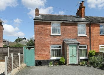 Thumbnail 2 bed end terrace house for sale in Eastfield Road, Andover