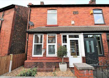 Thumbnail 2 bed semi-detached house for sale in Sinderland Road, Broadheath, Altrincham