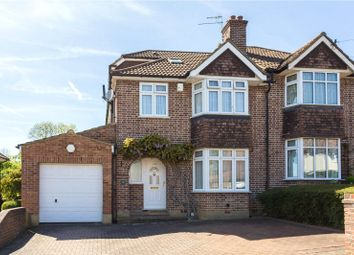 Thumbnail 4 bed semi-detached house for sale in Woodville Road, Barnet