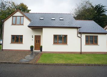 Thumbnail 3 bed detached house for sale in Ashleigh Gardens, Pembroke