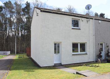 Thumbnail 2 bed property for sale in Glengonnar Crescent, Abington, Biggar