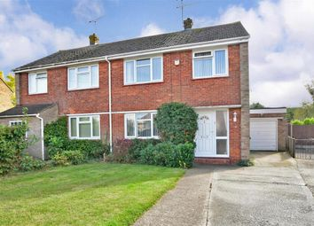 3 bed semi-detached house for sale in Middletune Avenue, Sittingbourne, Kent ME10