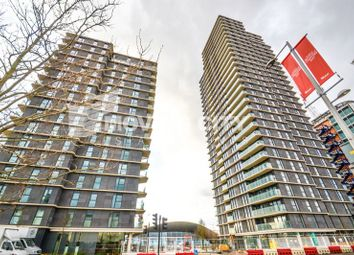 Thumbnail 2 bed flat for sale in Glasshouse Gardens, Stratford City